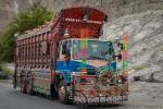 Pakistański TiR. Foto: Piotr Tomala